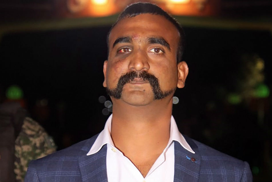 Indian Air Force (IAF) pilot Wing Commander Abhinandan Varthaman mocked by Pakistani channel