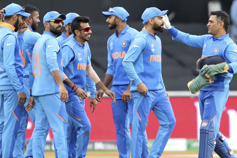 the indian fans should focus more on the game bengaluru june 27 team india is expected to wear an orange jersey in their icc cricket world 2019