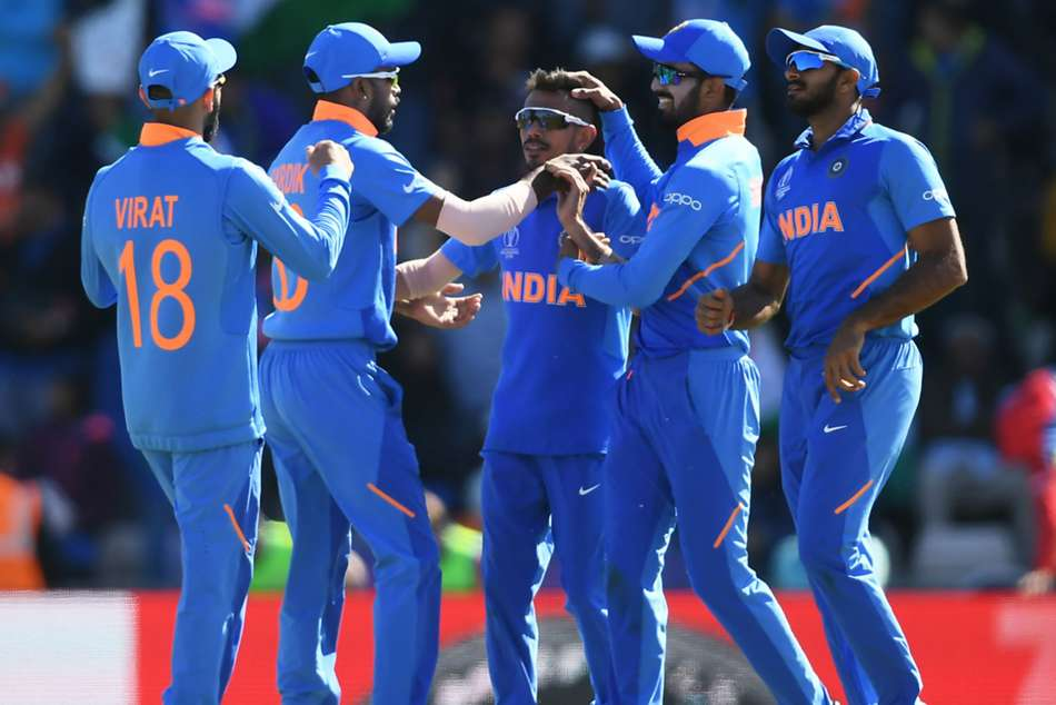 India survive Afghanistan scare