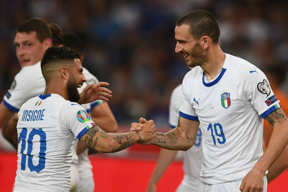 Greece Italy Euro 2020 Qualifiers