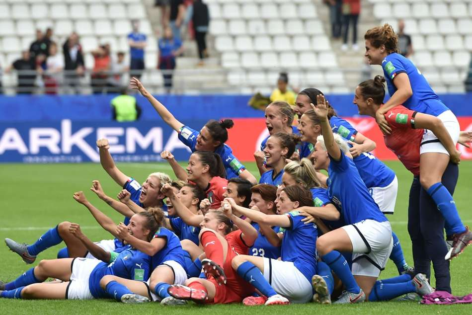 Women's World Cup Review: England, Italy go through as Japan bounce back