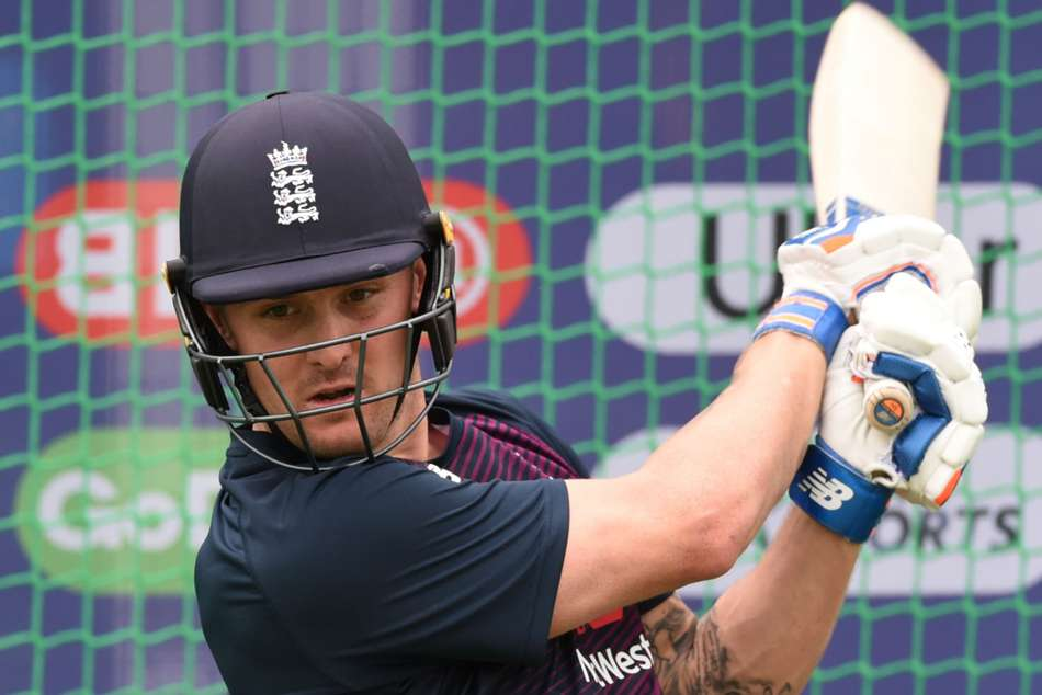 England opener Jason Roy has missed the last three matches