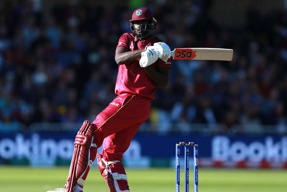 Jason Holder scored 51 runs, but couldnt guide West Indies home