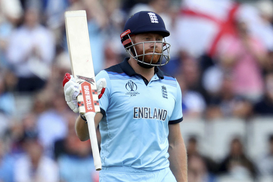 Englands Jonny Bairstow has received stick from former players for his comments
