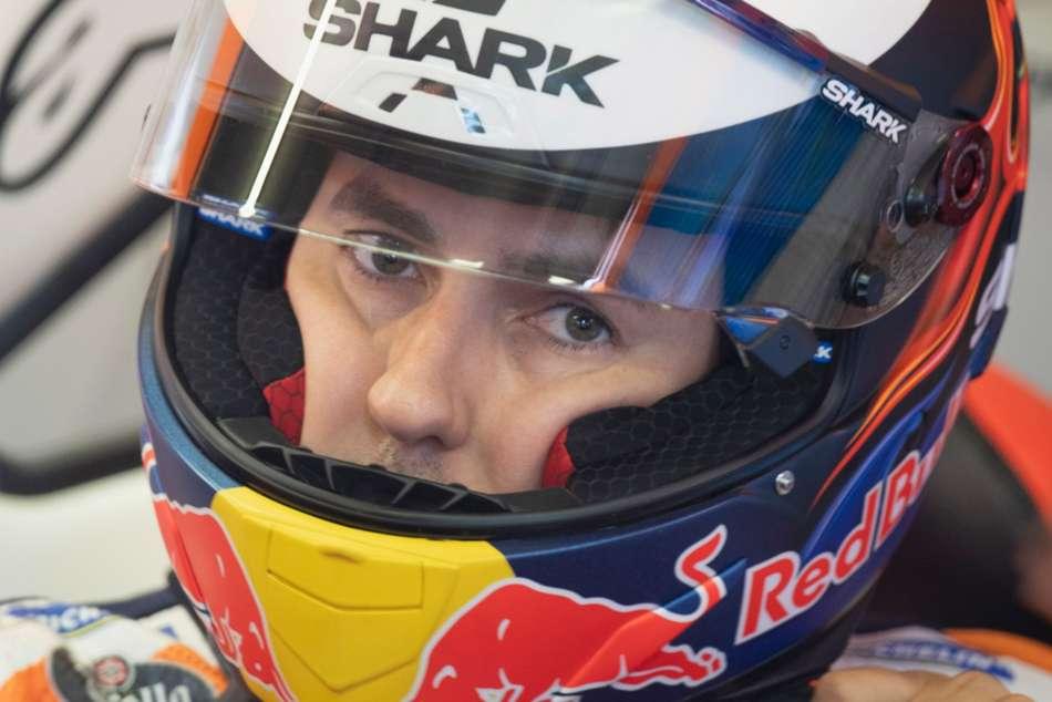Motogp Dutch Tt Jorge Lorenzo Ruled Out Broken Backbone Honda
