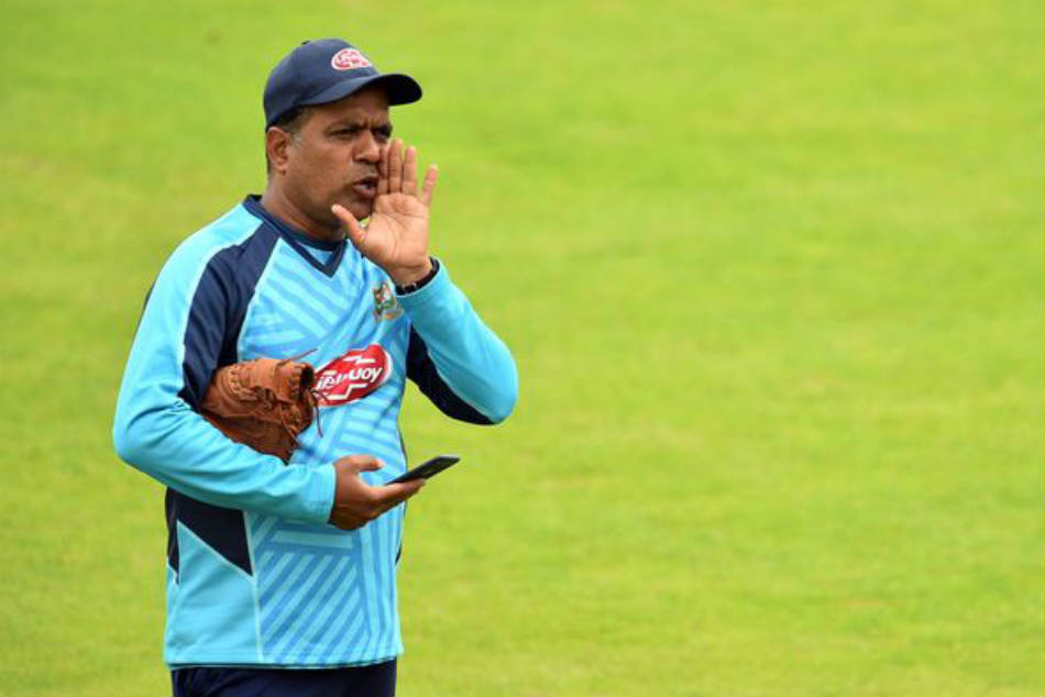 Sunil Joshi Excited About Bangladesh S India Challenge In Icc World Cup