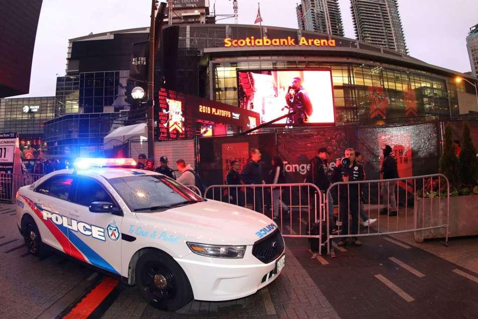 Two injured in shooting during Raptors' championship parade