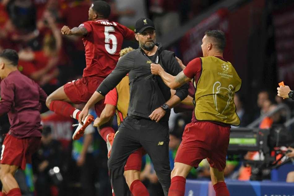 Champions League Final 2019 Jurgen Klopp Adapts