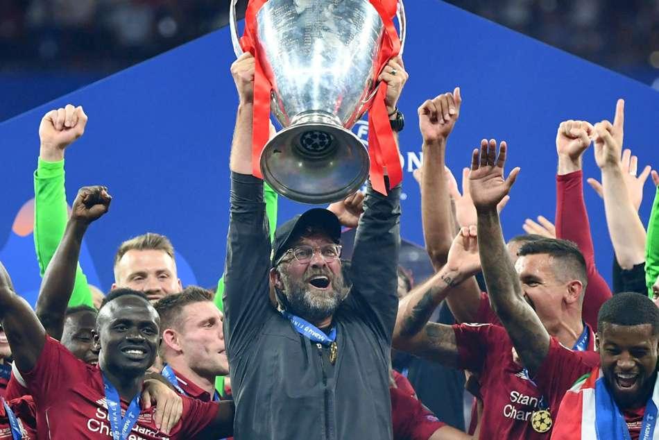 Liverpool No Fuel Jurgen Klopp Champions League
