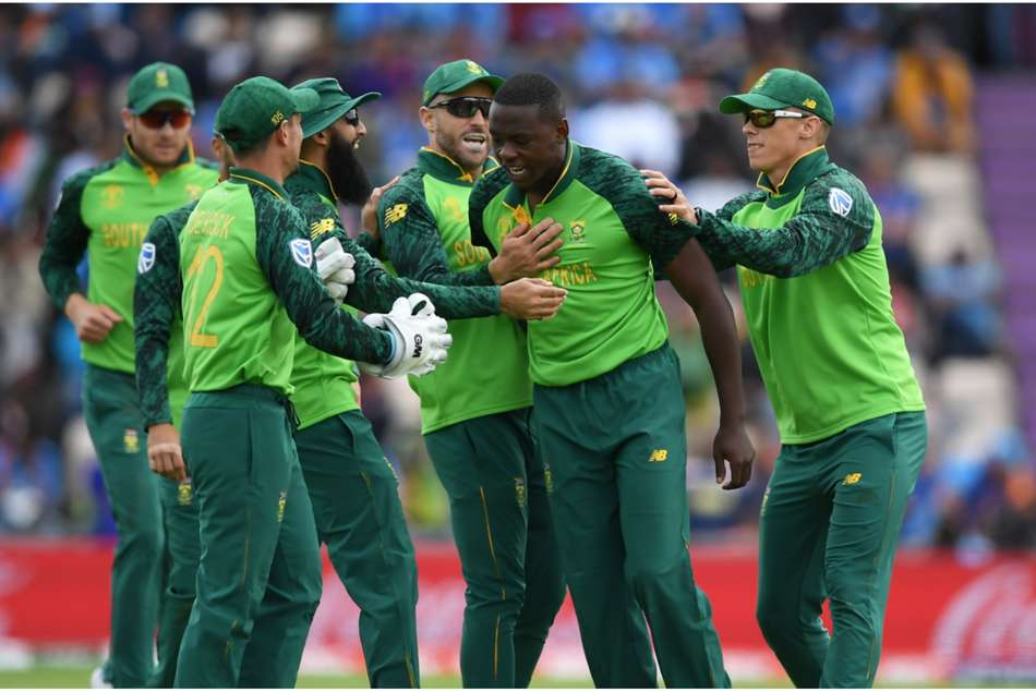 Icc World Cup 2019 Champion Rabada Was Extremely Unlucky Du Plessis