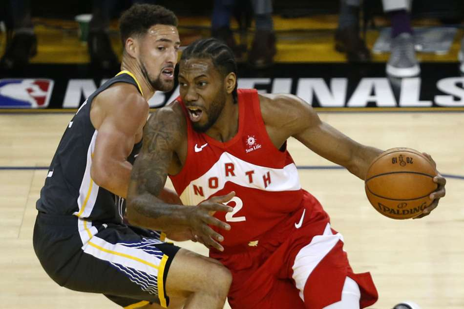 Raptors One Win Away From Nba Title After Topping Warriors