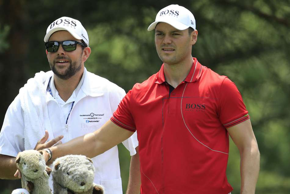 Martin Kaymer In Control At Memorial Tournament