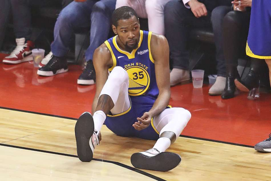 Durant May Never Be The Same Again Says Achilles Specialist