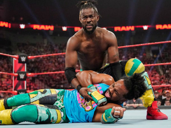 Kofi Kingston vs Dolph Ziggler build-up