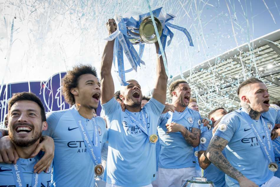 Manchester City Premier League Fixtures 2019 20 Season Pep Guardiola