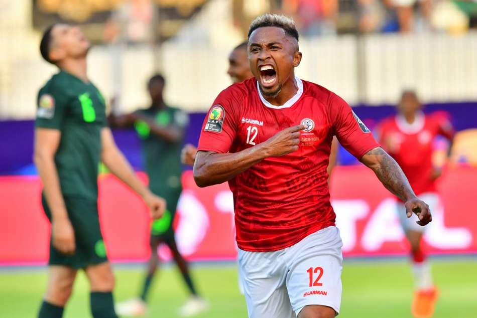 Madagascar 2 Nigeria 0 Super Eagles Stunned As Victors Seal Afcon Progress
