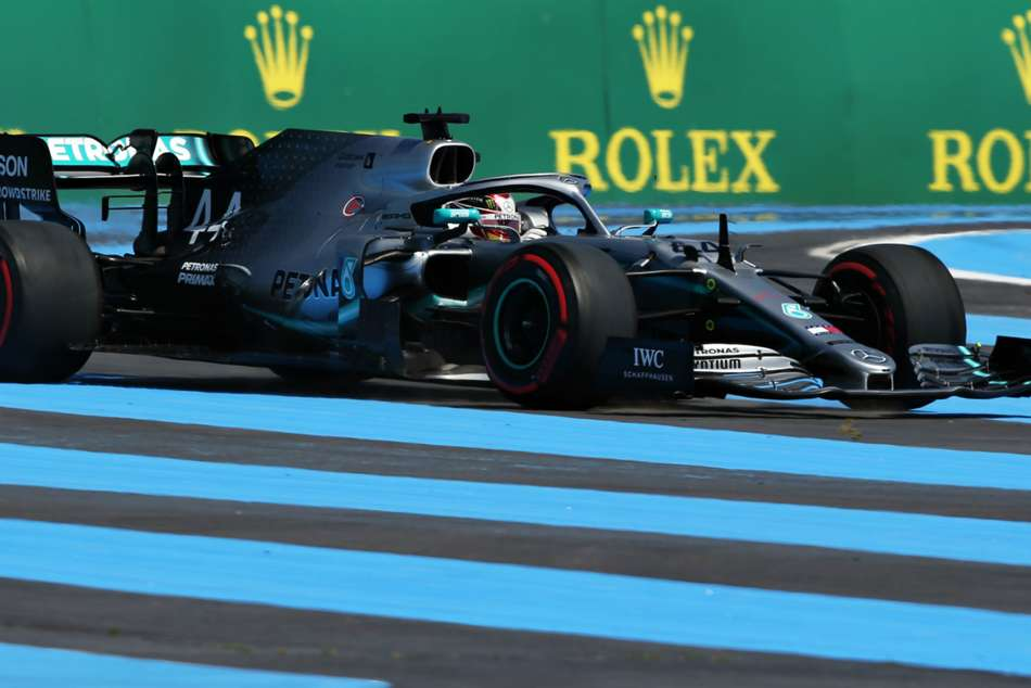 Lewis Hamilton Cleared French Grand Prix Max Verstappen F1 Formula One