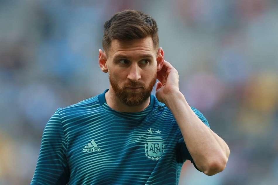 Copa America Venezuela V Argentina Rondon Confident Of Containing Messi
