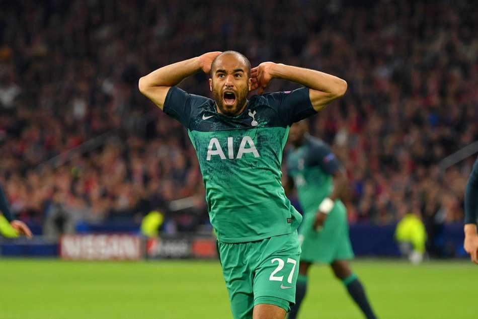 Opta Data Breakdown Champions League Final Liverpool Tottenham