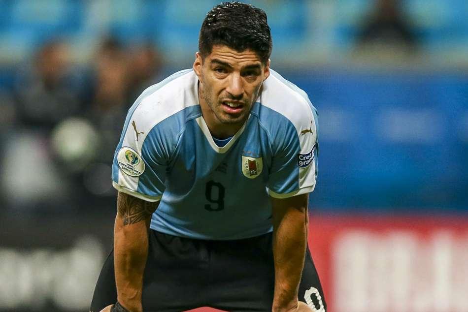 Uruguay Bittersweet Luis Suarez Japan Copa America