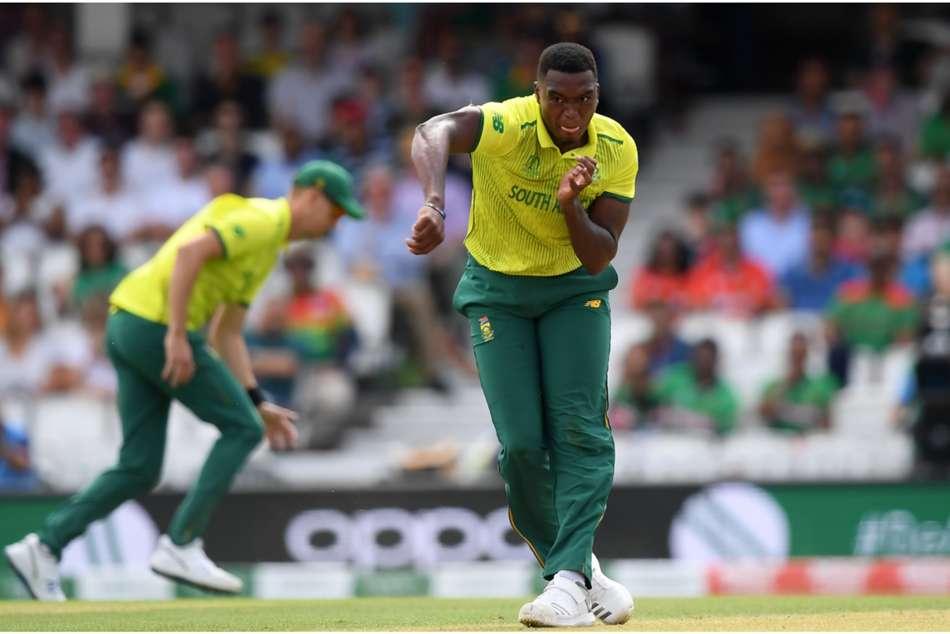 South Africa Lungi Ngidi Out Week Injury Amla Steyn Icc World Cup
