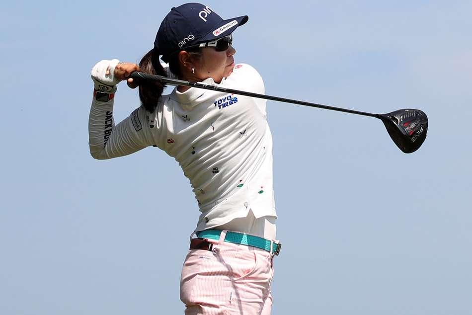 Mamiko Higa Stays Ahead At Us Womens Open