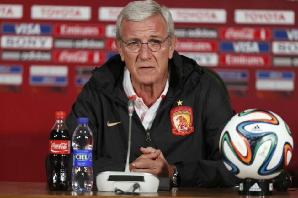 Fifa World Cup 2022 Or Bust For Marcello Lippi On China Return