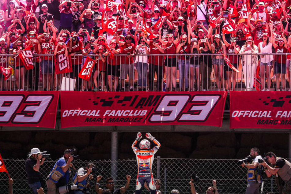 Honda riders have clear goals for Dutch MotoGP