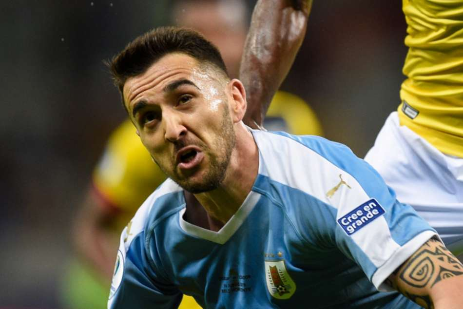 Uruguay midfielder Matias Vecino ruled out of Copa America due to hamstring injury