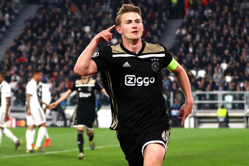 Ajax star Matthijs de Ligt has been linked with Europes big clubs