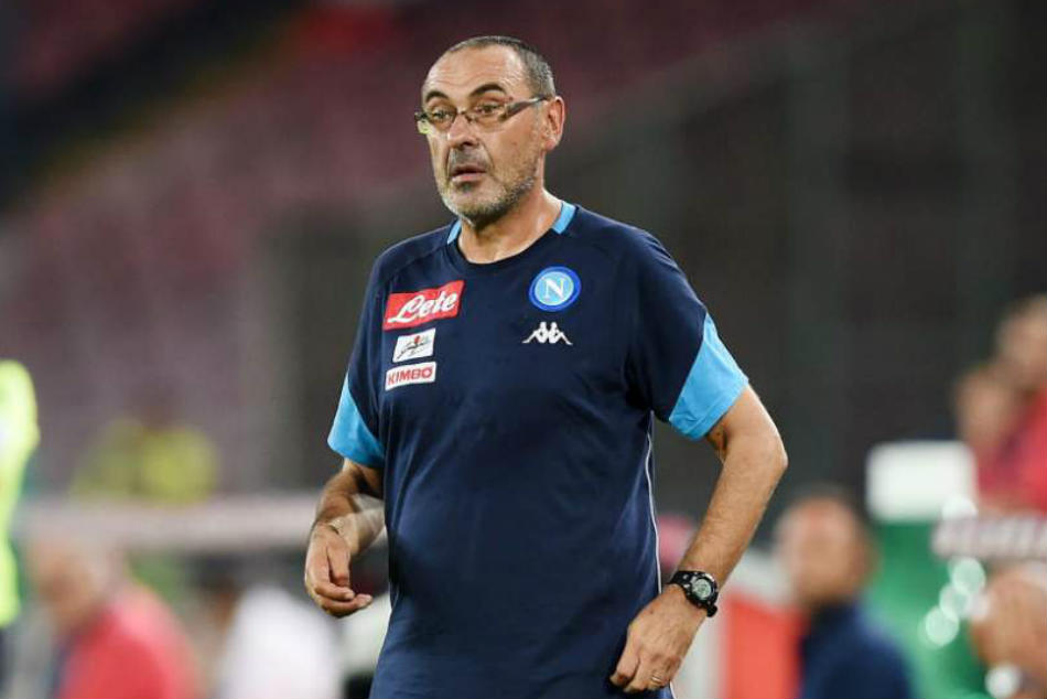 Juventus To Name Sarri As New Coach Reports