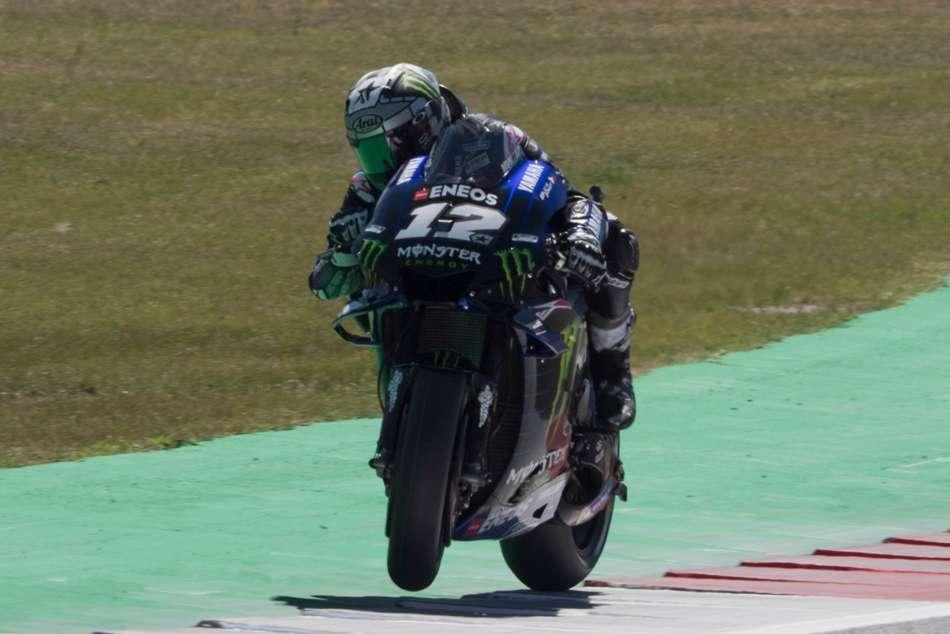 Motogp Raceweek Quartararo Frustrated Again As Vinales Gets Big Win