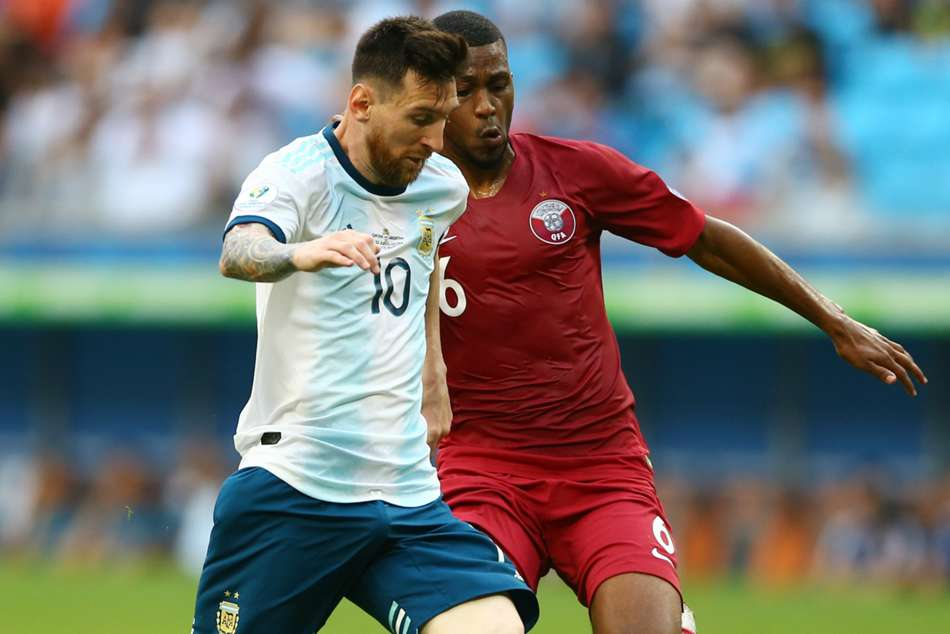 Copa America and Messi clash a great experience for Qatar, says Sanchez