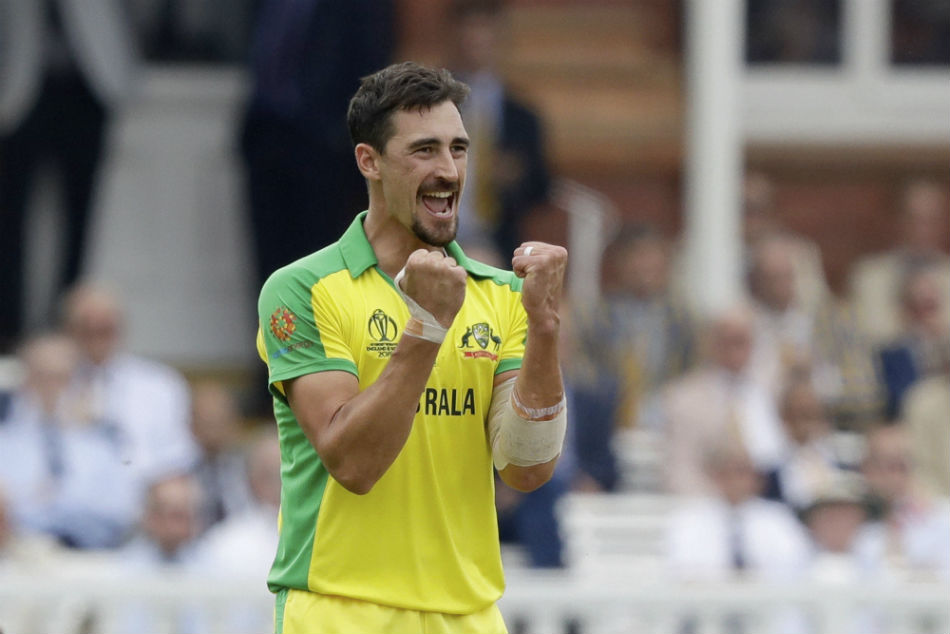 Australia pacer Mitchell Starc is the leading wicket taker at the World Cup