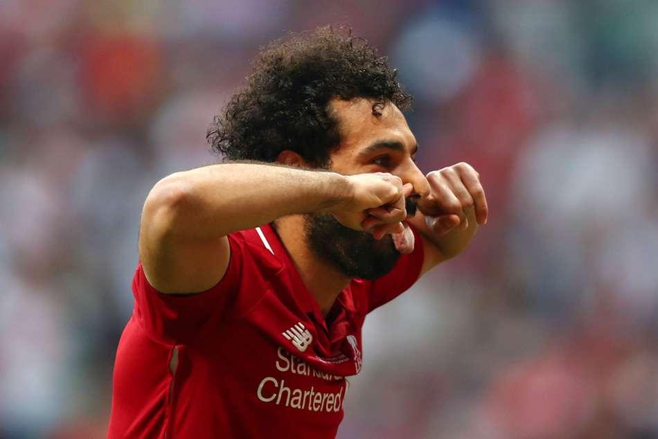 Tottenham 0 Liverpool 2 Mohamed Salah On The Spot Champions League Final