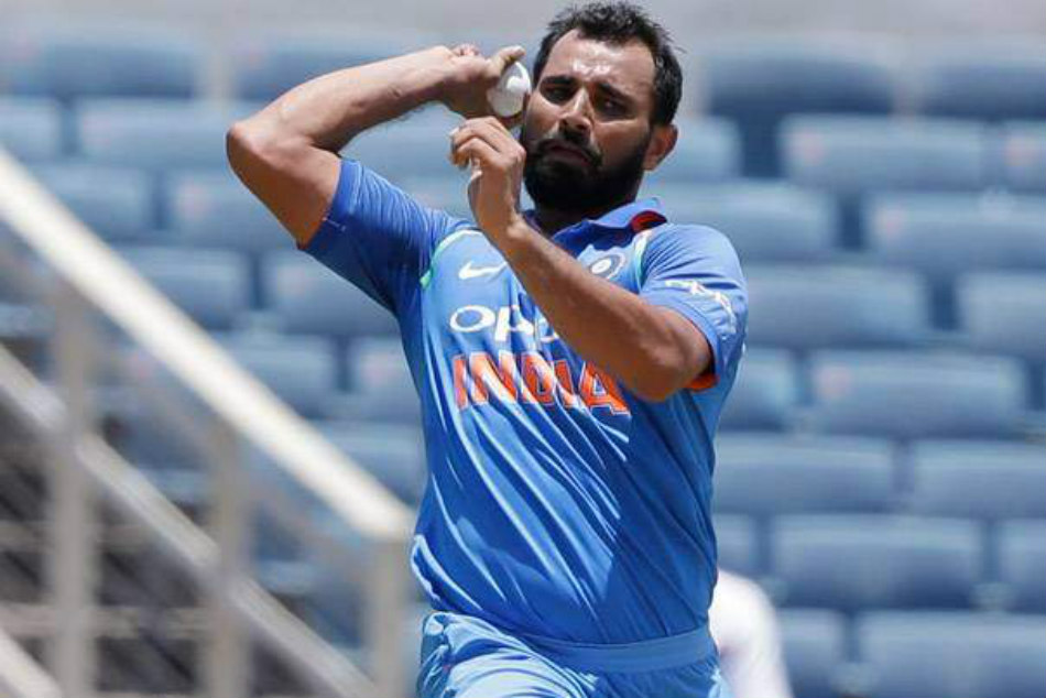 'My biggest achievement is a fit Shami'