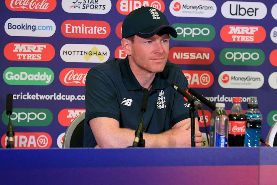 Icc World Cup Morgan Not Ruling Out Wood And Braced For Pakistan A Game