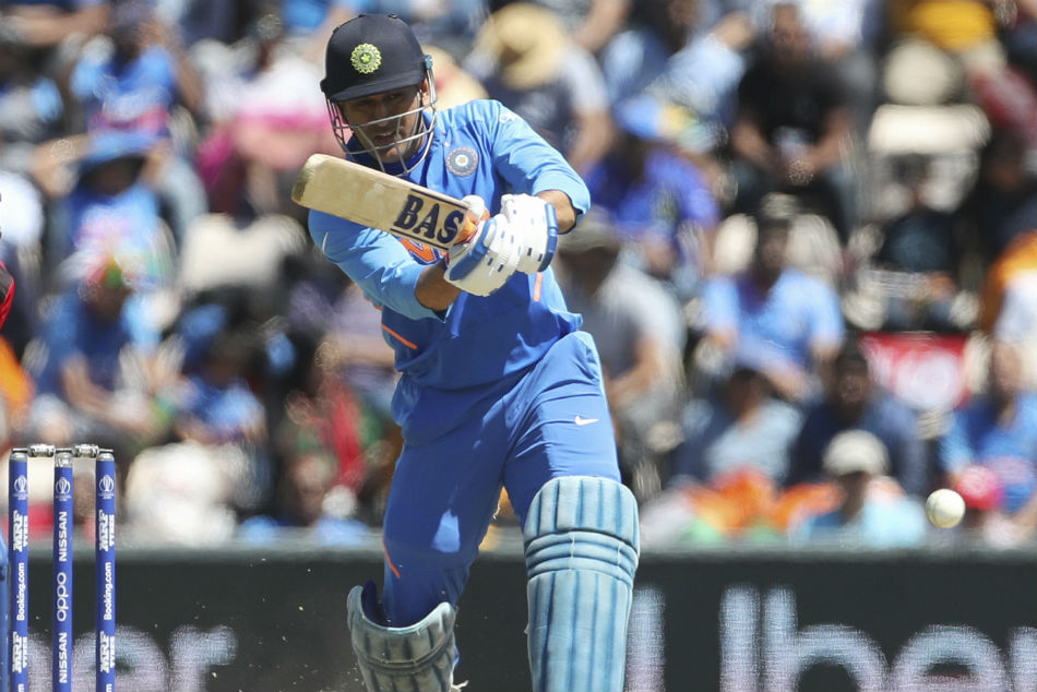 ICC World Cup 2019: MS Dhoni, Kedar Jadhav's lack of positive intent leaves Sachin Tendulkar disappointed
