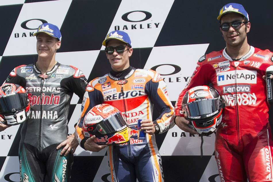 Motogp Raceweek Petrucci Last Home Hope As Marquez Form Continues Mugello Rossi Dovizioso