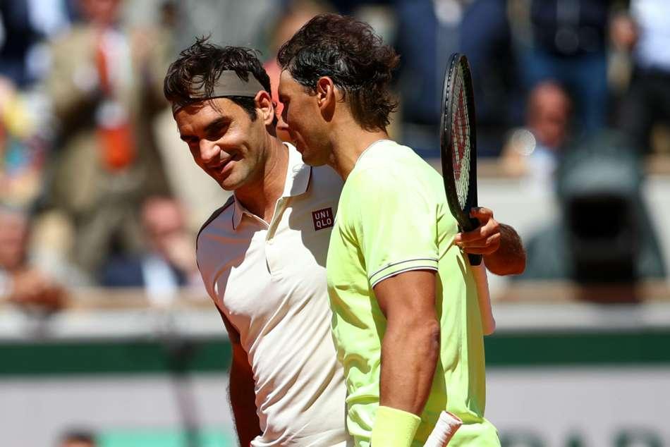 Rafael Nadal Roger Federer French Open Hopeful More Battles