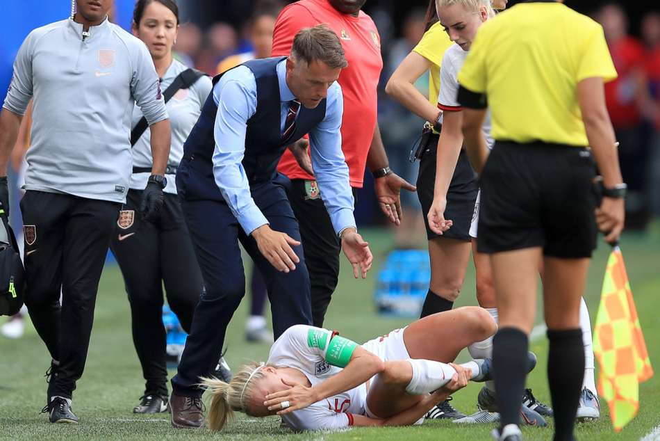 FIFA Women's World Cup: England and France advance as Neville fumes at Cameroon