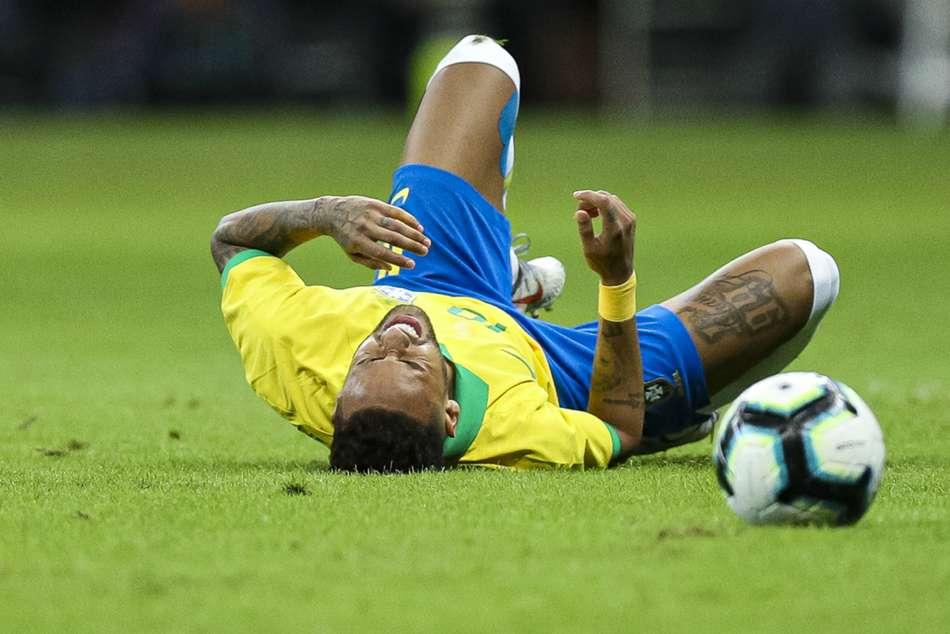 Brazil Qatar Neymar Injury Richarlison Gabriel Jesus