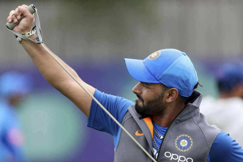 Icc World Cup 2019 Why India Selected Risbhah Pant In The Playing Xi
