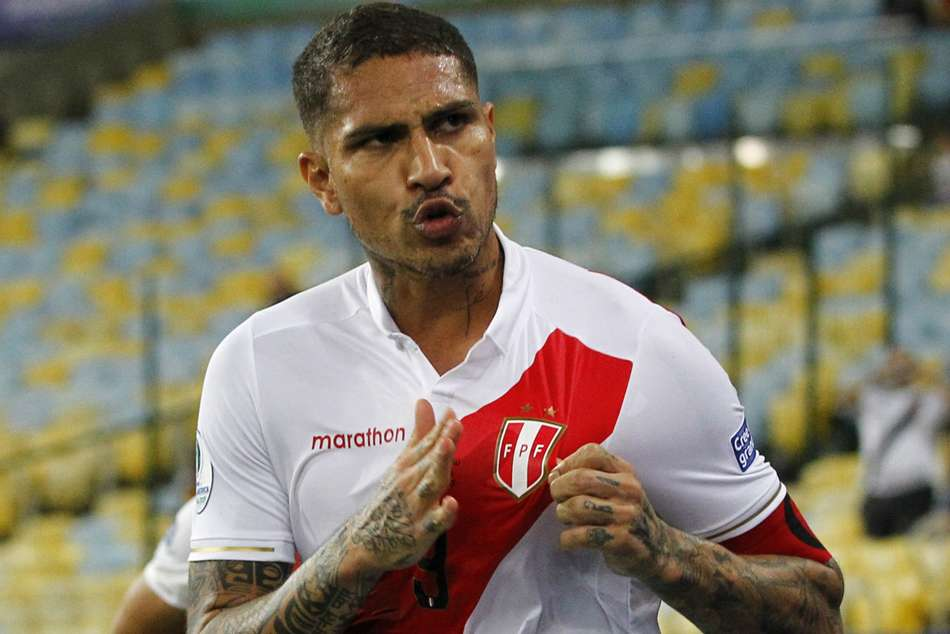 Paolo Guerrero led Perus fightback with a goal and an assist