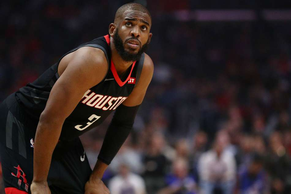 Chris Paul Trade Rumours Happy With Rockets