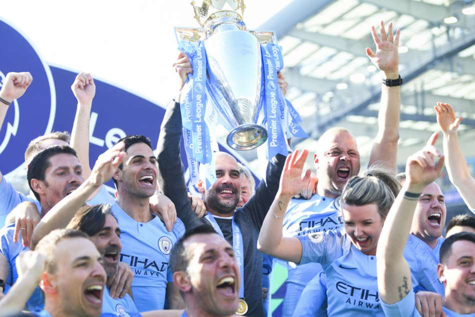 Pep Guardiolas Manchester City host Liverpool in November