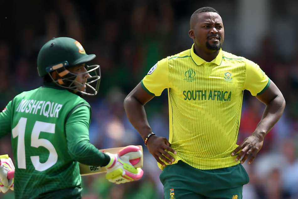Icc World Cup 2019 Beleaguered Proteas Can Turn It Around Phehlukwayo