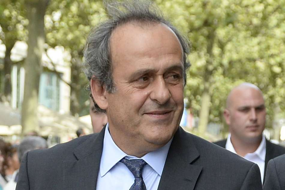 Michel Platini detained over Qatar World Cup bid