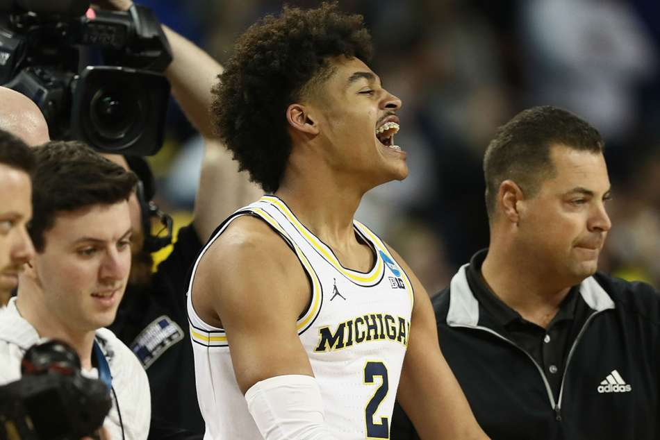 Nba Draft 2019 Warriors Select Michigans Jordan Poole At No
