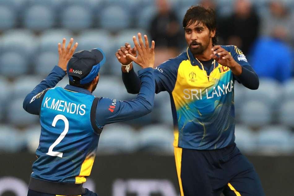 Icc World Cup 2019 Sri Lanka Quick Pradeep Suffers Dislocated Finger